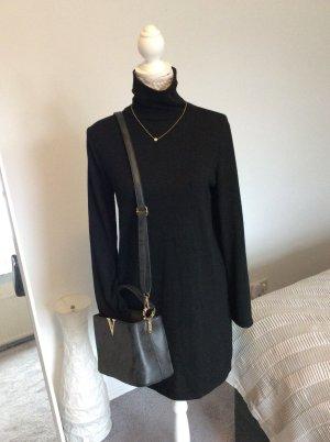 Zara Abito maglione nero