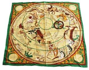 BASILE Seidentuch Tuch Sternbild Horoskop
