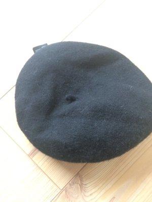 Baskenmütze H&M schwarz