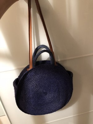 & other stories Basket Bag dark blue