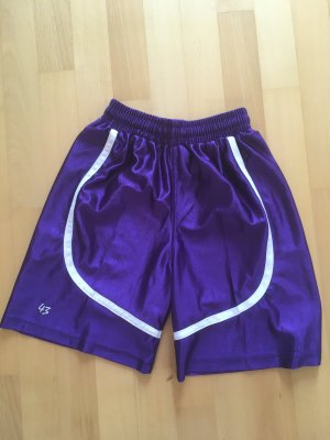 pantalonera lila-violeta oscuro