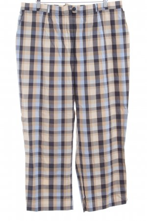 Basler 3/4 Length Trousers check pattern casual look
