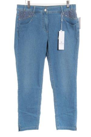 Basler 7/8 Jeans himmelblau Casual-Look