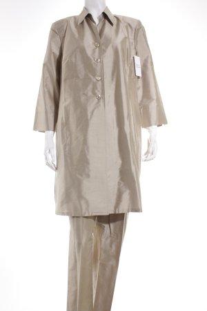Basler Anzug graugrün extravaganter Stil