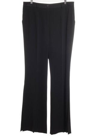 Basler Anzughose schwarz klassischer Stil