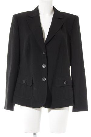 Basler Chaleco de vestir negro estilo «business»