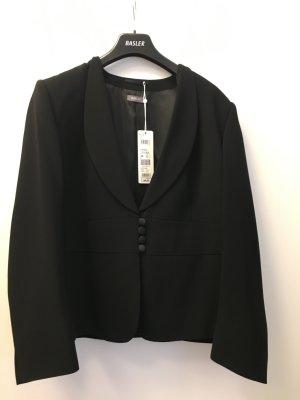 BASLER Blazer elegant Jacke schwarz, Gr. 46 NEU