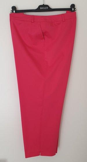Basler Pantalón capri rosa Algodón