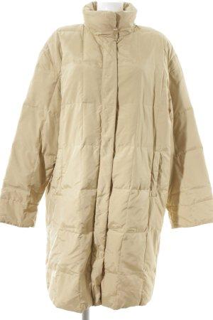 Basler Manteau en duvet chameau style décontracté