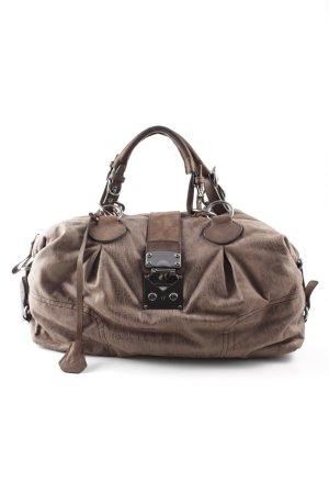 Basler Bolso marrón-marrón claro look casual