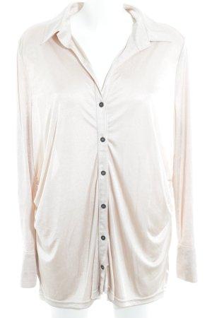 Basler Camicia blusa rosa antico elegante
