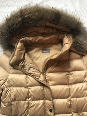 Basler Quilted Coat nude