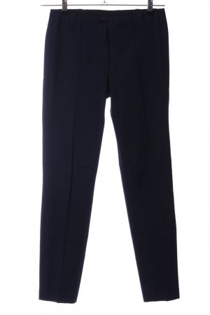 Basler High Waist Trousers blue business style