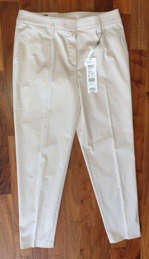 Basler Pantalon chinos crème-beige clair