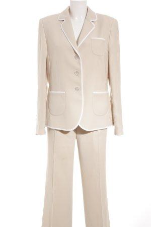 Basler Tailleur-pantalon multicolore style d'affaires