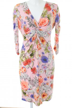 Basler Jerseykleid Blumenmuster Elegant