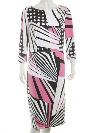 Basler Kleid Punktemuster Street-Fashion-Look