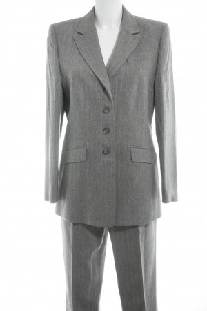 Basler Ladies' Suit grey pinstripe business style