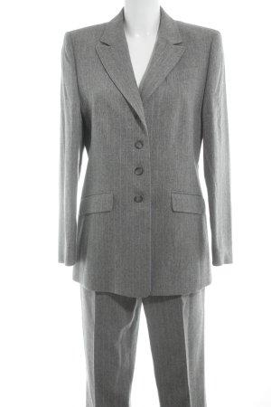 Basler Kostüm grau Nadelstreifen Business-Look
