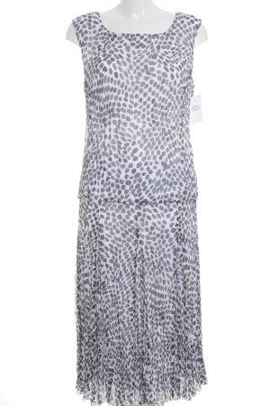 Basler Kostüm weiß-schwarz Punktemuster klassischer Stil