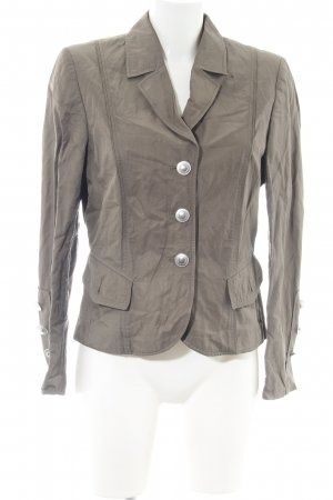 Basler Short Blazer brown casual look
