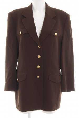 Basler Short Blazer brown business style