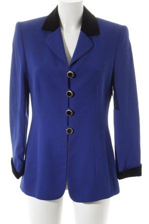 Basler Kurz-Blazer blau Casual-Look