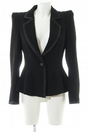 Basler Kurz-Blazer schwarz Business-Look