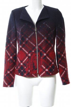 Basler Short Jacket allover print casual look