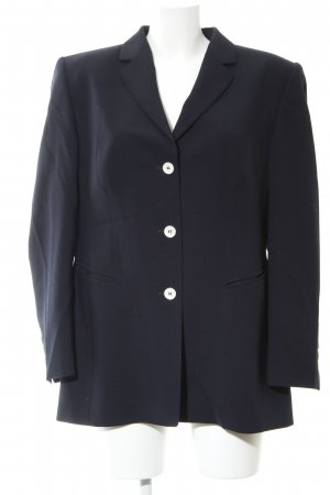Basler Long Blazer black business style