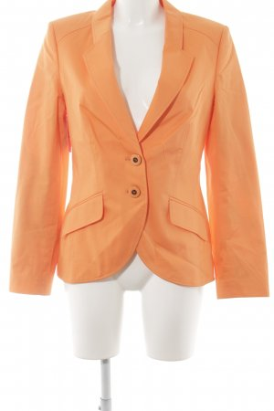 Basler Long-Blazer neonorange Business-Look
