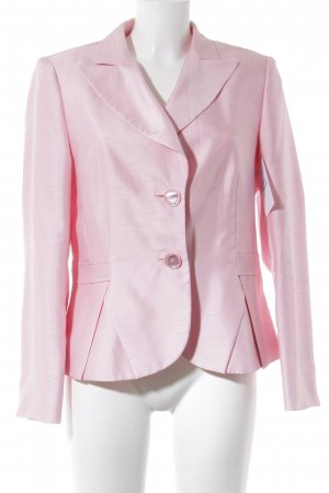 Basler Long-Blazer rosa Business-Look