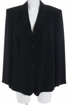 Basler Long-Blazer schwarz Business-Look