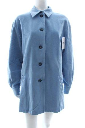 Basler Mantel himmelblau klassischer Stil
