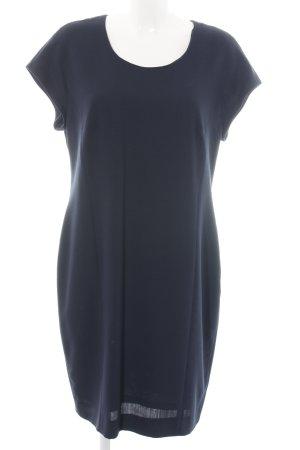 Basler Robe mi-longue bleu style décontracté