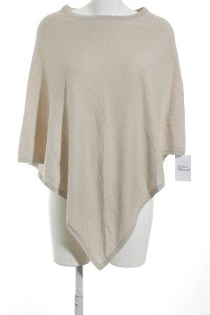 Basler Poncho beige Casual-Look