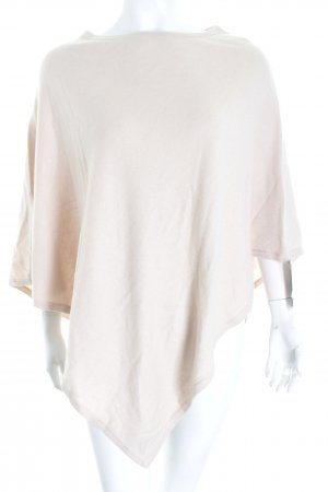 Basler Poncho beige clair style simple