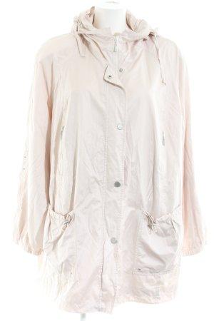 Basler Manteau de pluie crème style décontracté
