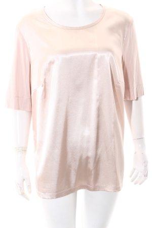 Basler Shirt rosé Glanz-Optik