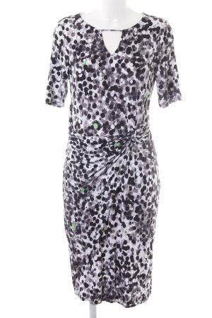 Basler T-shirt jurk gestippeld patroon casual uitstraling