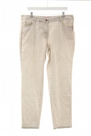 Basler Slim Jeans goldfarben Casual-Look