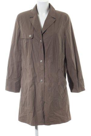 Basler Sport Long Jacket brown business style