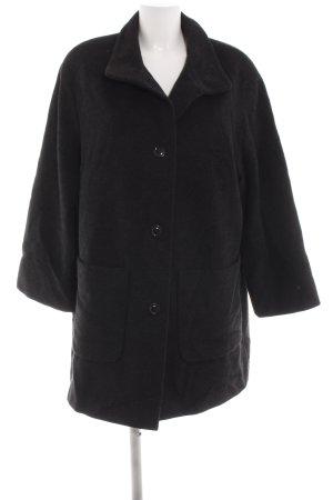 Basler Sport Wool Jacket black casual look