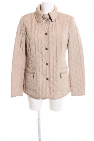 Basler Quilted Jacket cream quilting pattern casual look