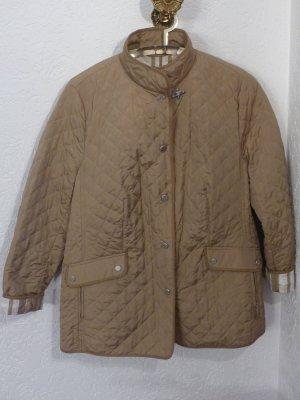 Basler Steppjacke Gr. 48, beige/camel/hellbraun