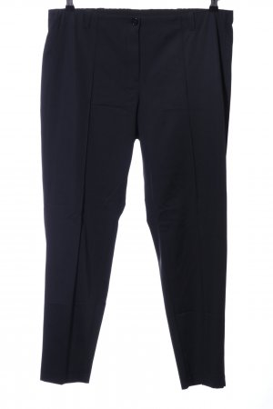 Basler Jersey Pants black business style