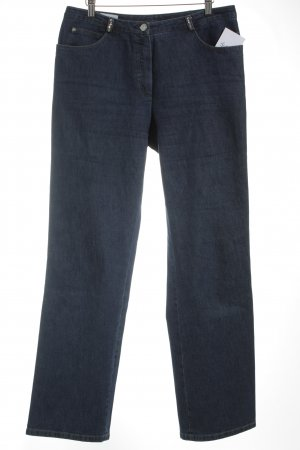 Basler Straight-Leg Jeans blau Casual-Look