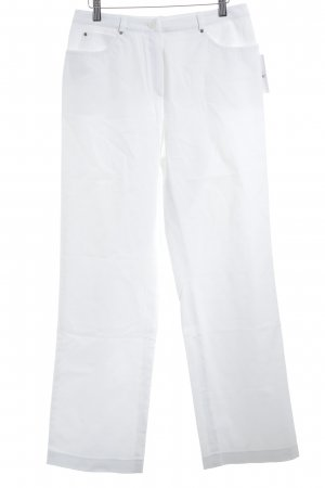 Basler Vaquero rectos blanco look casual
