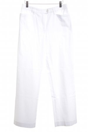 Basler Straight Leg Jeans white casual look
