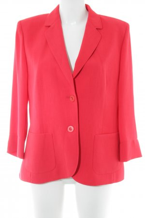 Basler Sweatblazer rot Business-Look